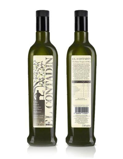 Olio Bottiglia 750 Carpanea Impastarci