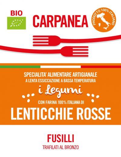 FR Lenticchie Fusilli